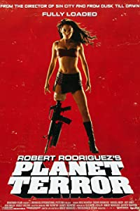 TV movie downloads free Planet Terror [1920x1600]