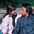 Carrie Fisher and John Ritter in Leave Yesterday Behind (1978)