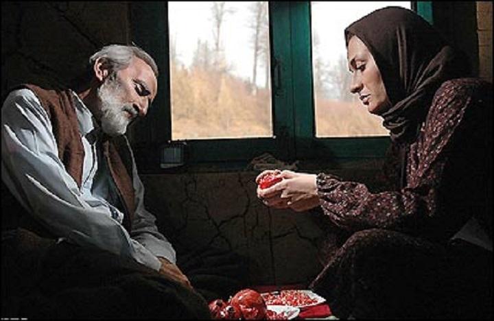 Parivash Nazarieh and Masoud Heshmat in Cheraghi dar meh (2008)