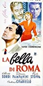 The Belle of Rome (1955) Poster
