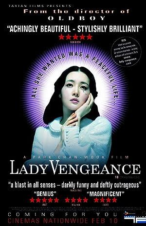 Lady Vengeance (2005) : เธอฆ่าแบบชาติหน้าไม่ต้องเกิด