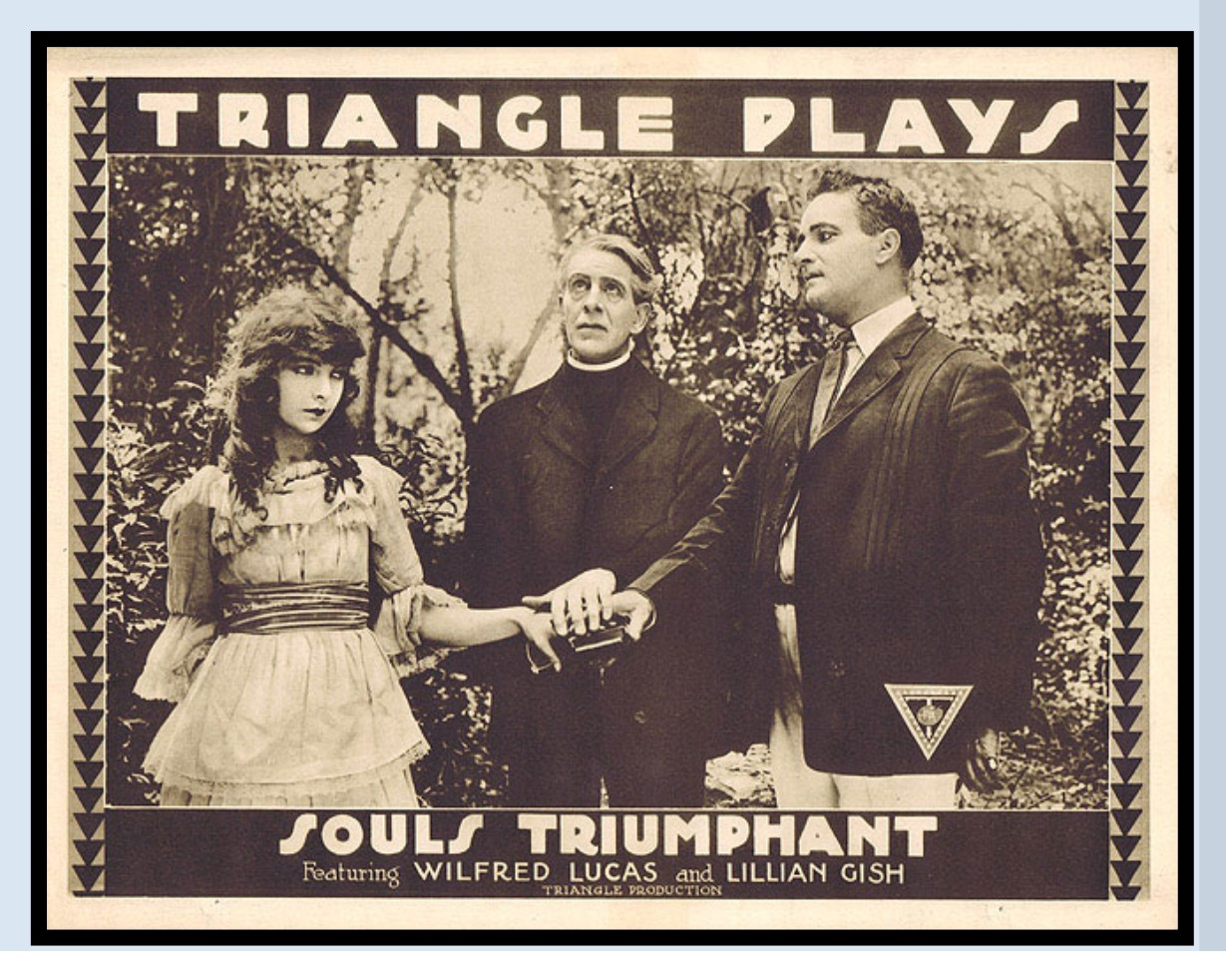 Lillian Gish in Souls Triumphant (1917)