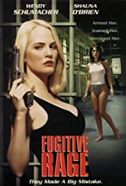 Fugitive Rage (1996) starring Alexander Keith on DVD on DVD
