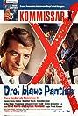 Kommissar X - Drei blaue Panther (1968) Poster