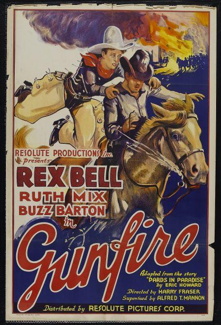 Rex Bell in Gunfire (1934)