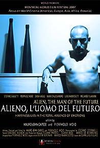 Primary photo for Alieno, l'uomo del futuro