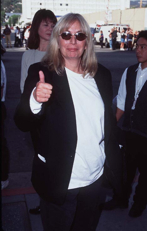 Penny Marshall at an event for 101 Dalmatians (1996)