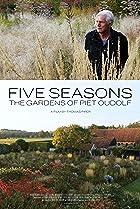 Five Seasons: The Gardens of Piet Oudolf (2017) Poster