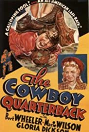 The Cowboy Quarterback Poster