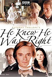He Knew He Was Right Poster