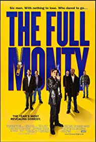 Robert Carlyle, Mark Addy, Paul Barber, and Tom Wilkinson in The Full Monty (1997)