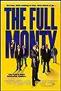 The Full Monty (1997) Poster