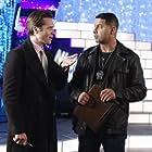 Jon Huertas and Seamus Dever in Castle (2009)