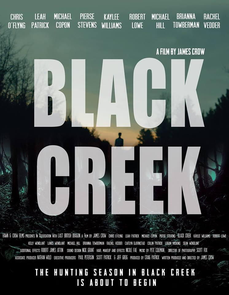 Black Creek (2017) WEBRip 720p