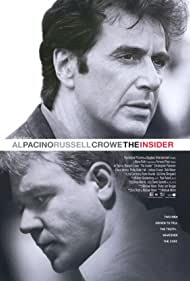 Russell Crowe and Al Pacino in The Insider (1999)
