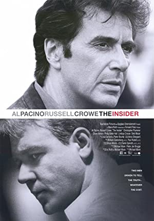 Permalink to Movie The Insider (1999)