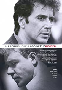 Movie torrents download for free The Insider [Mp4]