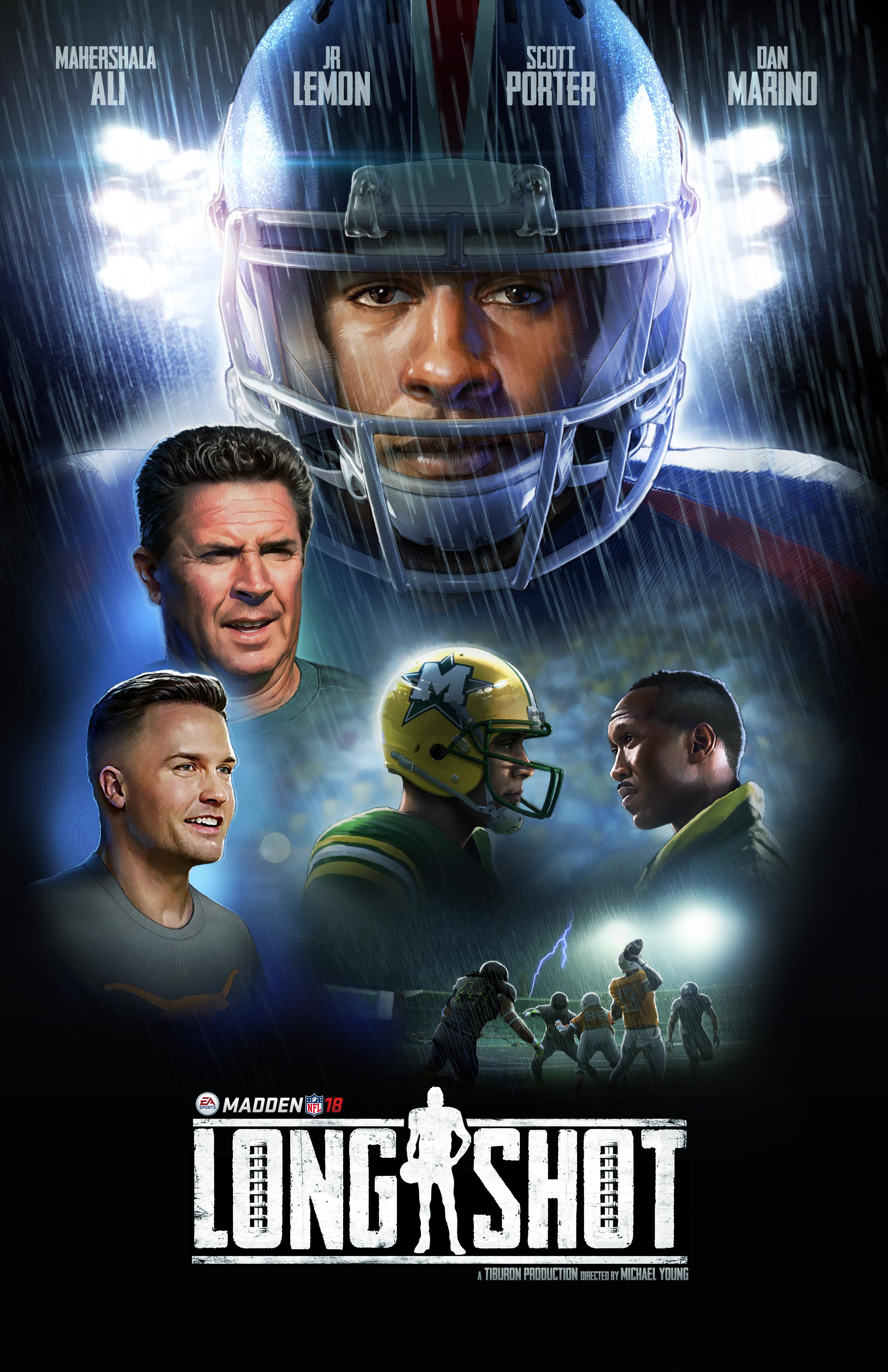 Madden NFL 18: Longshot (Video Game 2017) - IMDb