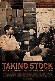 Taking Stock Poster