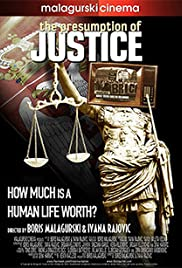 The Presumption of Justice Poster