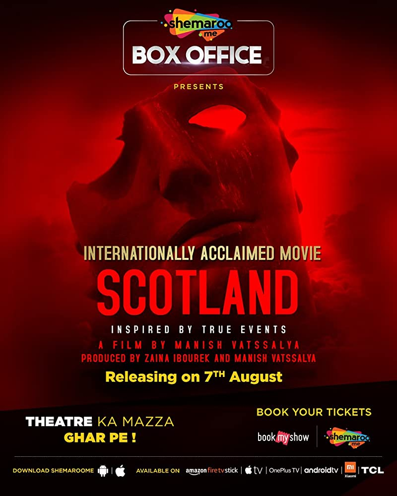 Scotland (2020) Hindi 720p HDRip Esubs DL