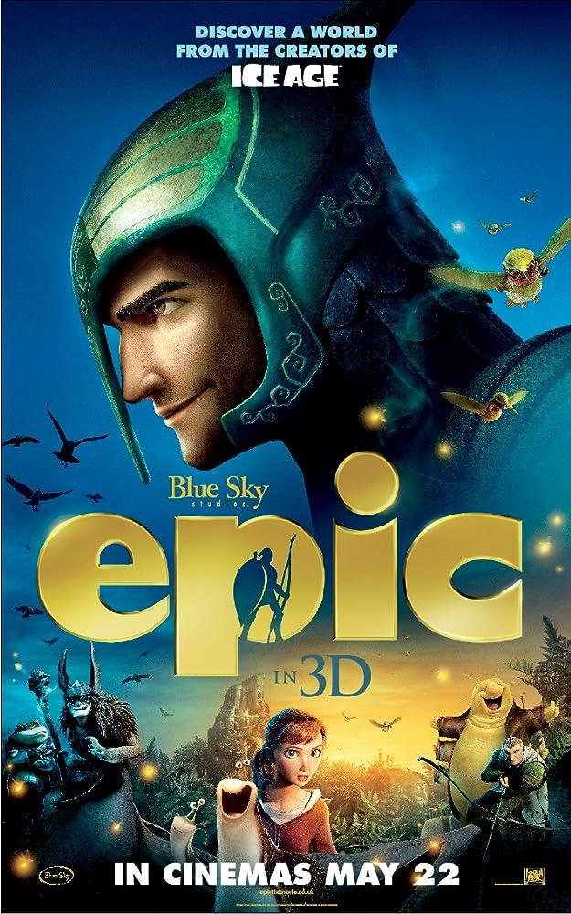Epic (2013) Hindi Dubbed