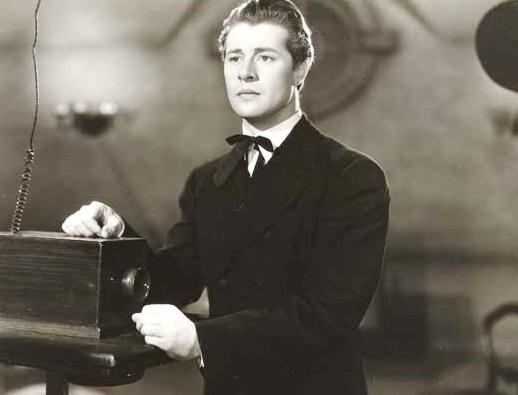 Don Ameche in The Story of Alexander Graham Bell 1939