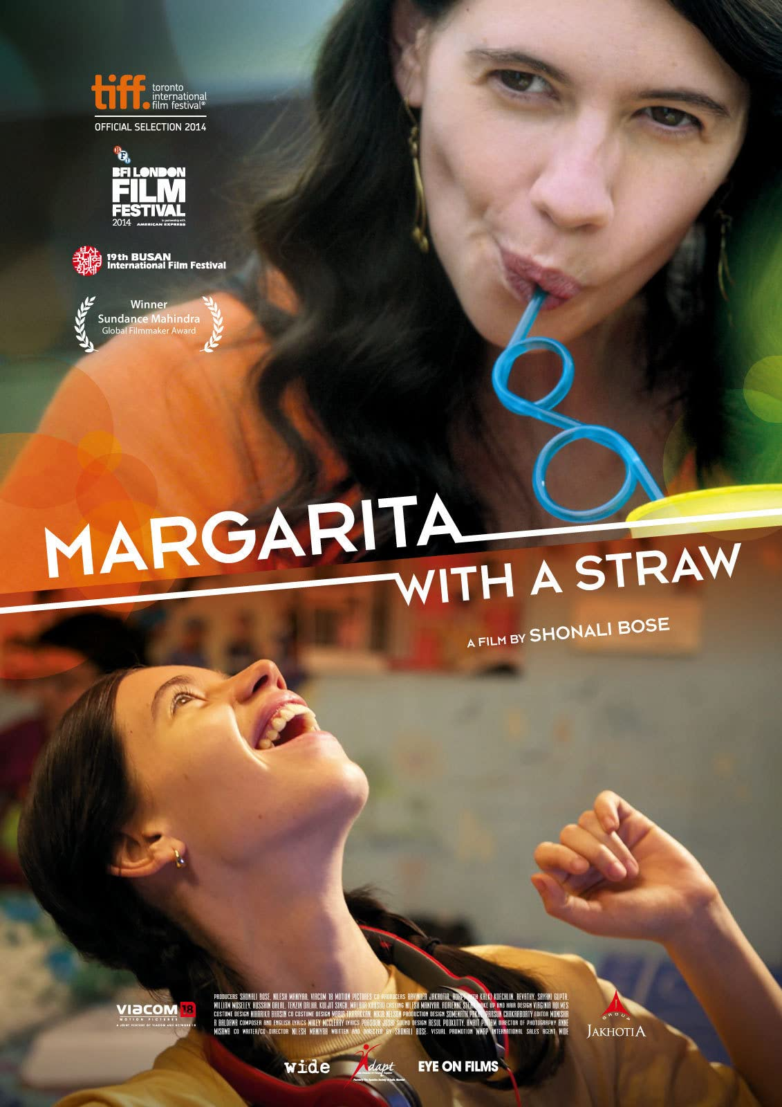 Margarita with a Straw 2014