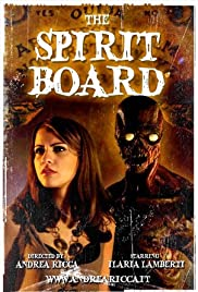 The Spirit Board Poster