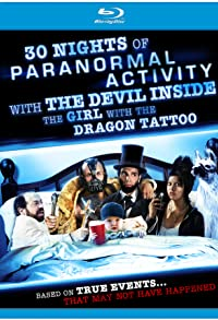 Primary photo for 30 Nights of Paranormal Activity with the Devil Inside the Girl with the Dragon Tattoo
