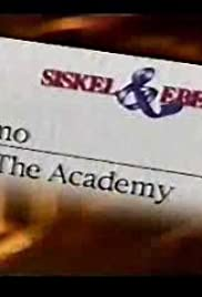 Memo to the Academy - 1999 Poster