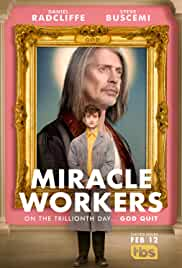 View Miracle Workers - Season 1 (2019) TV Series poster on INDOXX1