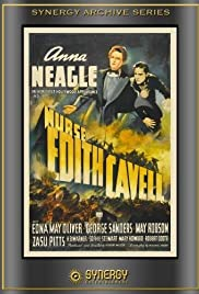 Nurse Edith Cavell Poster