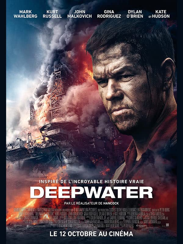 Deepwater Horizon (2016) Hindi Dubbed