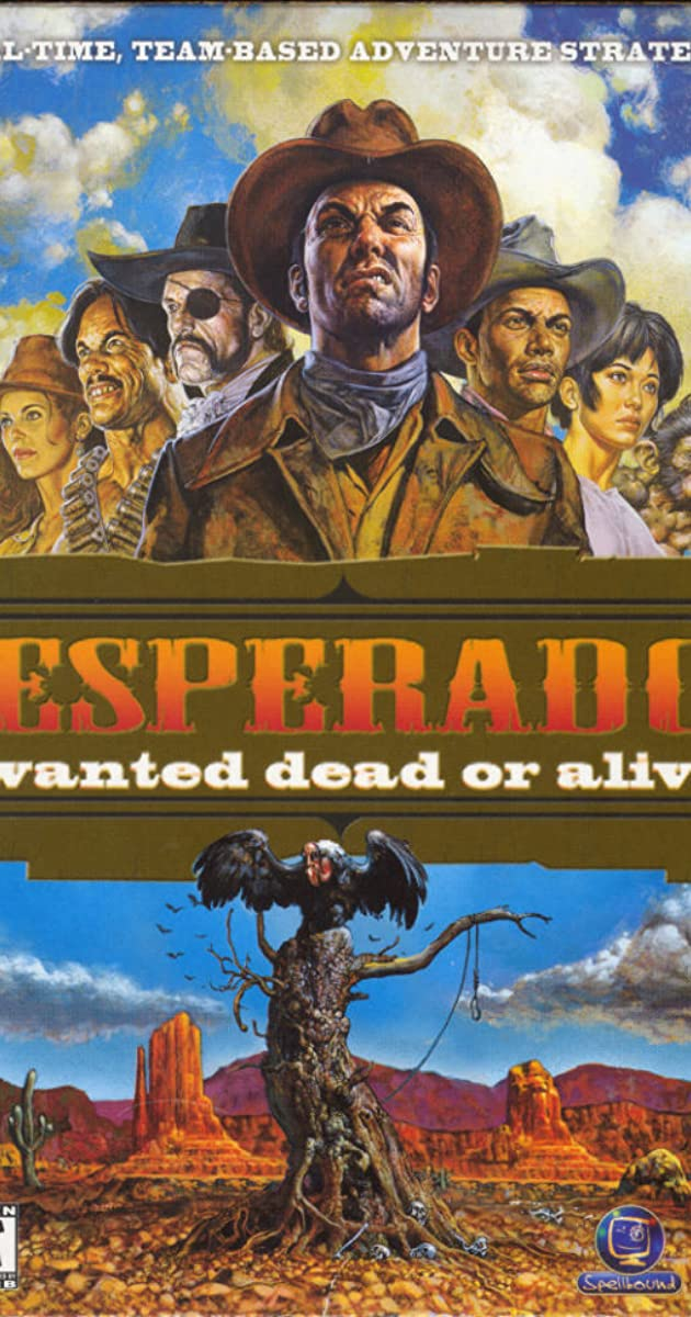 Desperados The Shadow Of El Diablo Video Game 2001 Imdb