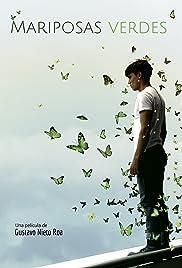 Mariposas Verdes Poster
