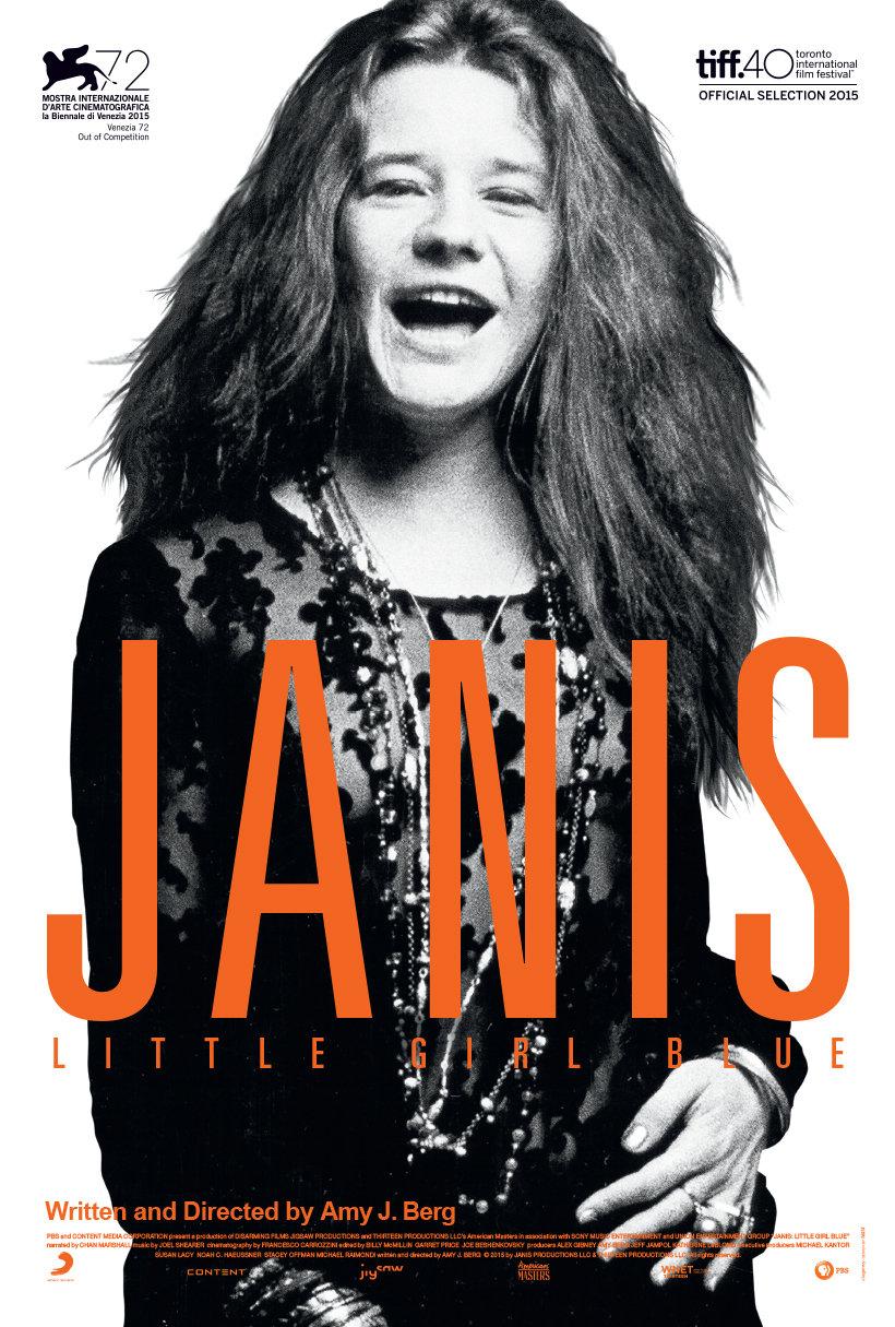 DŽENIS: LIŪDNOJI MERGAITĖ (2015) / Janis: Little Girl Blue