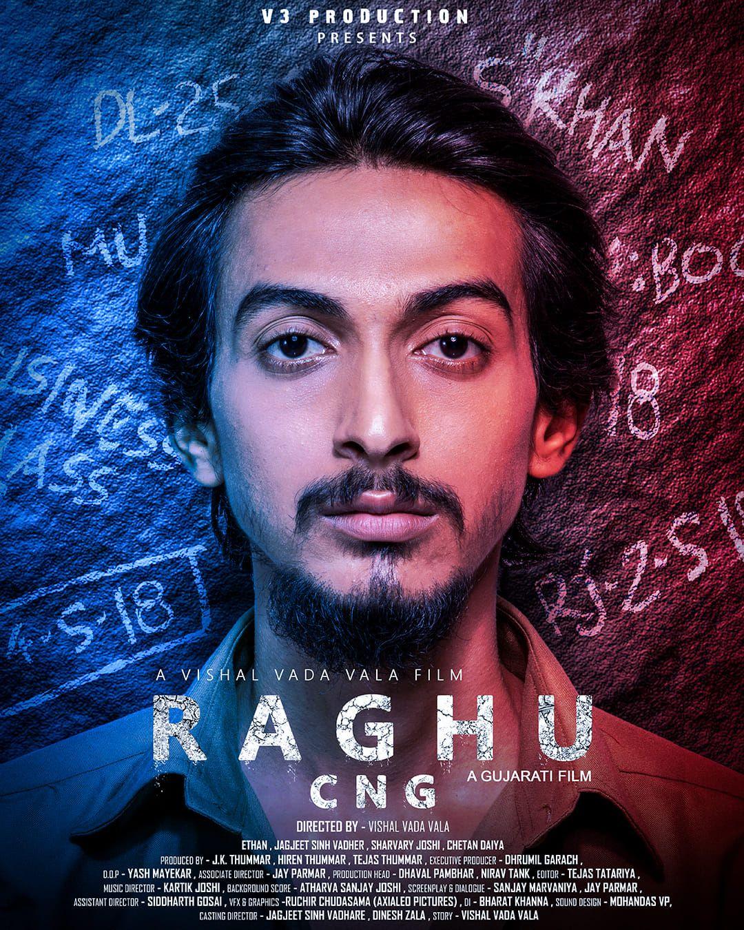 Raghu CNG 2019 Gujrati 720p SONY HDRip ESub Download