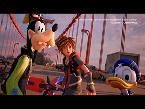 Kingdom Hearts III (VG)