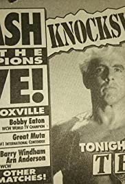Clash of the Champions XV: Knocksville USA Poster