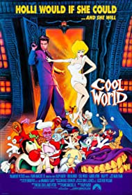 Brad Pitt in Cool World (1992)