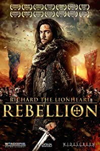 Hollywood movie downloads for free Richard the Lionheart: Rebellion USA [BluRay]