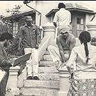 Kamal Haasan and Balu Mahendra in Moondram Pirai (1982)