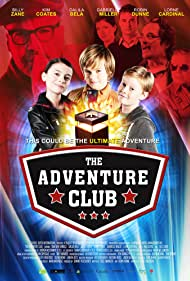 Jakob Davies and Sam Ashe Arnold in The Adventure Club (2017)