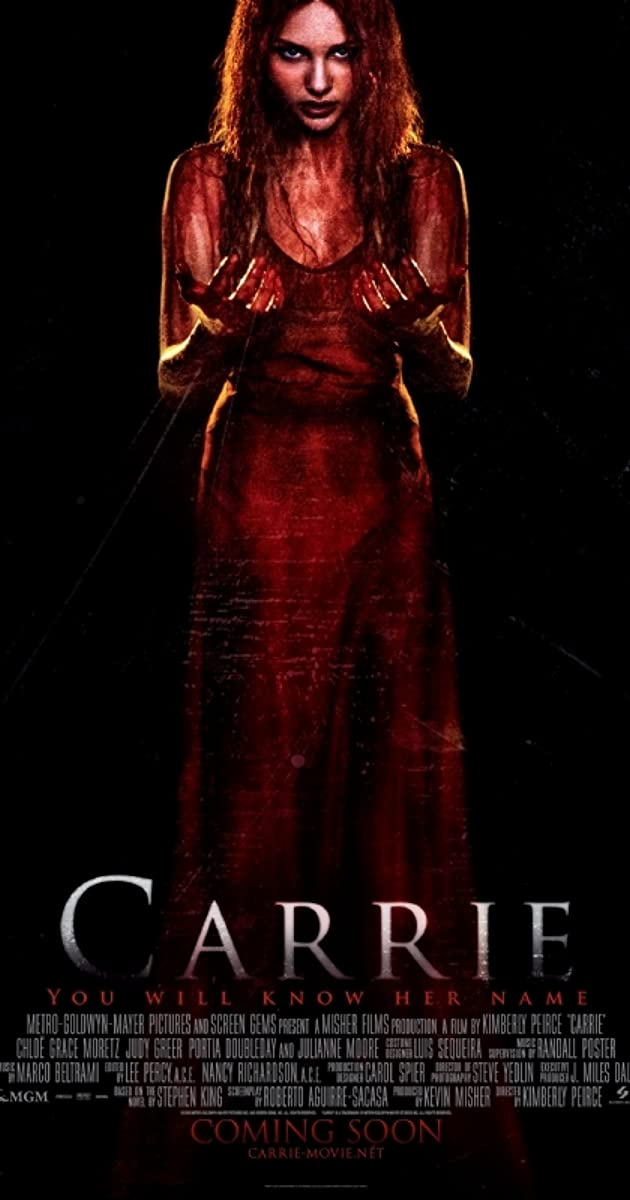 Subtitle of Carrie