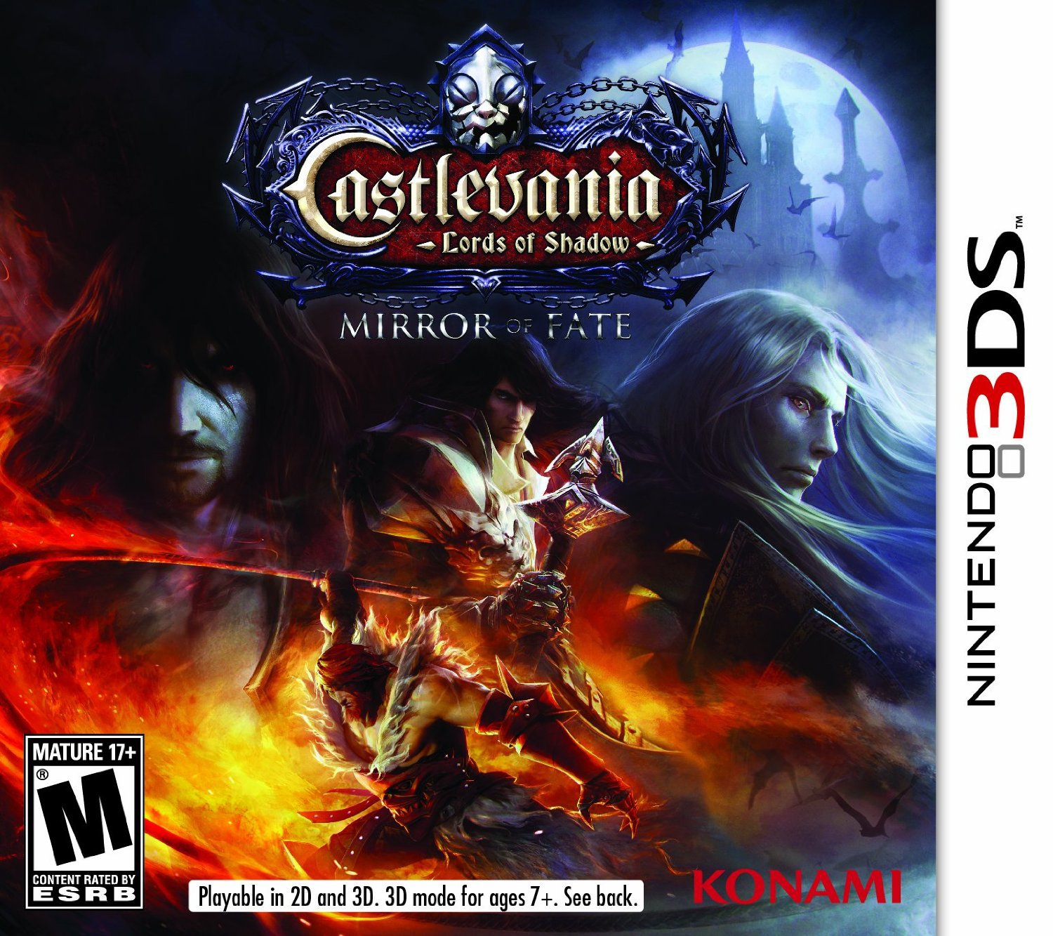 Castlevania Lords Of Shadow Mirror Of Fate Video Game 2013 Imdb