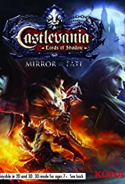 Castlevania: Lords of Shadow - Mirror of Fate Poster