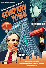 Company Town Poster