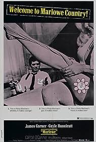 James Garner and Rita Moreno in Marlowe (1969)