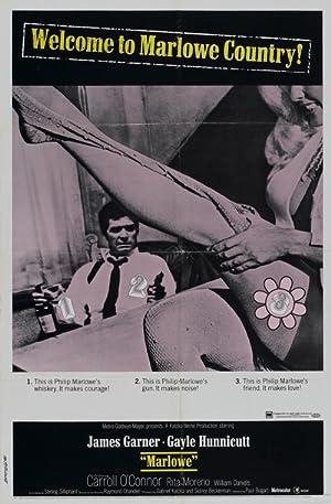 Marlowe Poster Image
